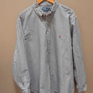 Big/Tall Ralph Lauren Men's 3XB Long sleeve Shirt